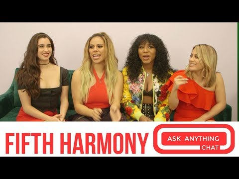 Fifth Harmony Talk About Loving BTS & Wanting To Meet Them & Normani's Fall In Brazil.