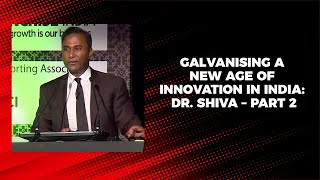 Galvanising a new age of Innovation in
