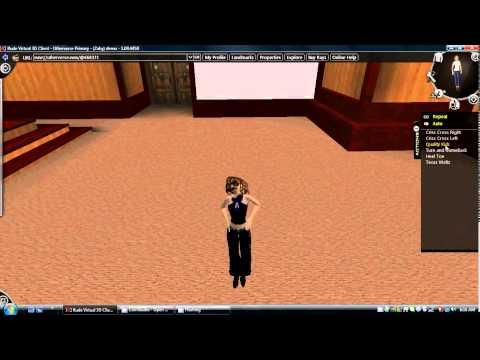 Utherverse Prop Editing Basics (Trigger Boxes)
