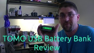 TOMO usb battery bank review