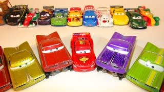 PIXAR CARS RAMONE COLLECTION FROM THE DISNEY CARS CHARACTER ENCYCLOPEDIA PART 4
