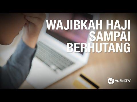 5 Menit yang Menginspirasi: Haji dengan Berhutang