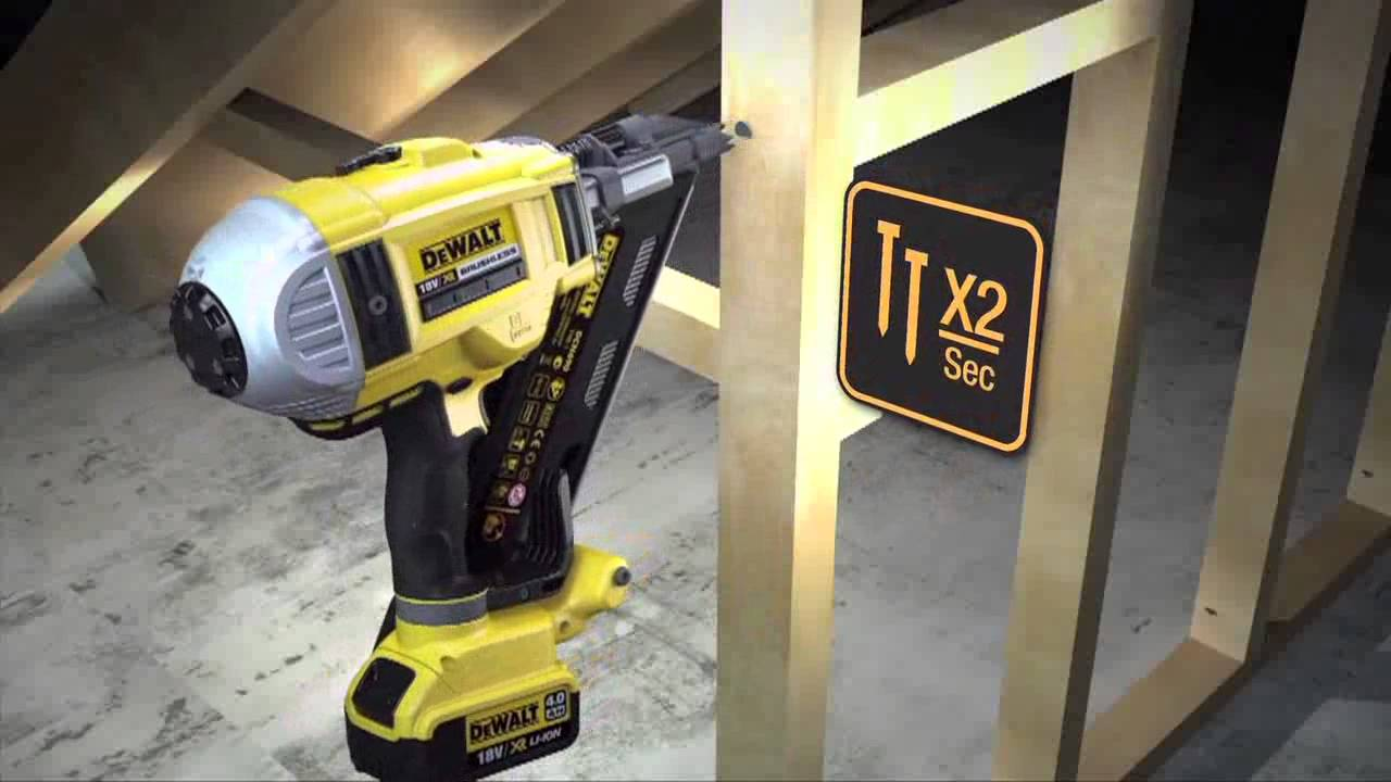 Dewalt Nail Guns M16 For Sale - Information
