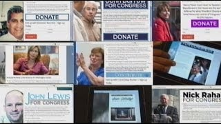 (Republicans) Raise Money Using Websites Named After Democrats  5/16/14