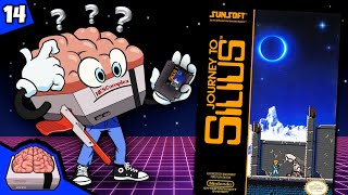 "Journey to Silius NES Review ""Is It Fun?"" Nintendo Sunsoft"