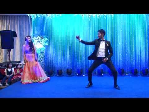 Best Sangeet Dance Performance by Bride & Groom: Somil & Akanksha