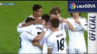 Great goal of Cristiano Ronaldo (2-0) Real Madrid - Osasuna - HD