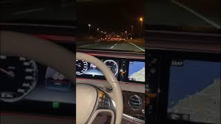 Mercedes Snap - S 350 Kızlı story- Araba Snapleri