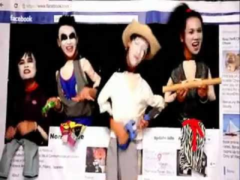 Tanya Markova - Da Facebook Song