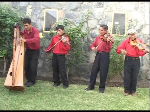 Lirios de Llata - Arpa y Violin Huamaliano