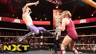 Mark Andrews vs. Pete Dunne: WWE NXT, Feb. 22, 2017