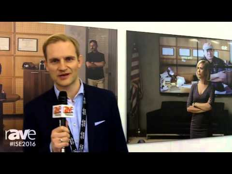 ISE 2016: Cisco Showcases Video Collaboration Featured in The Martian