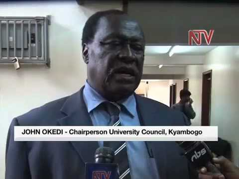 Kyambogo University re-opens