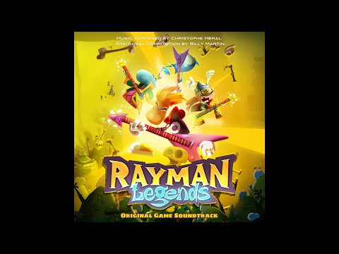 Rayman Legends OST - Full Soundtrack
