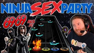 NINJA SEX PARTY ~ 6969 100% FC
