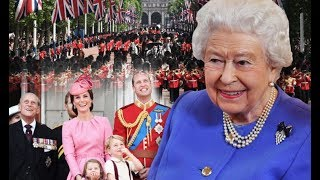 Happy Birthday Your Majesty! Queen to mark official birthday at Trooping The Colour - Daily News