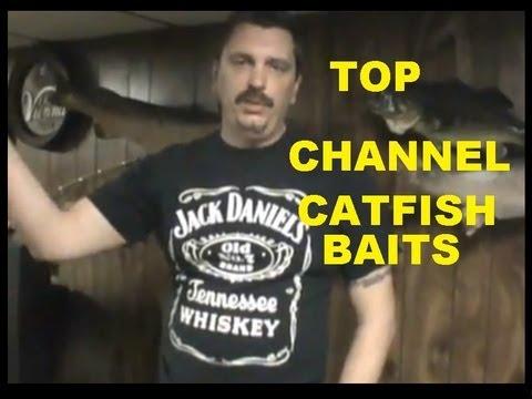 TOP CHANNEL CATFISH BAITS + Taste Test