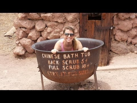 Visit To Calico Ghost Town: Popular Authentic Restored Silver Mining Town