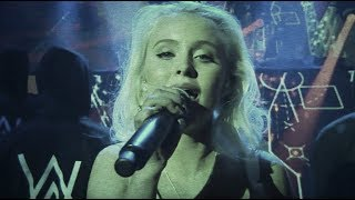 "Alan Walker & Zara Larsson -  ""Faded"" and ""Never Forget You"" (live ECHO 2016)"