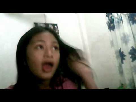 Julia Mae 12 y/o filipina girl ( ONE THING) cover