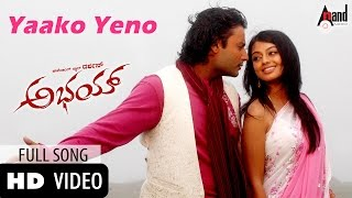 Download Abhay  -  Yaako Yeno 3Gp Mp4