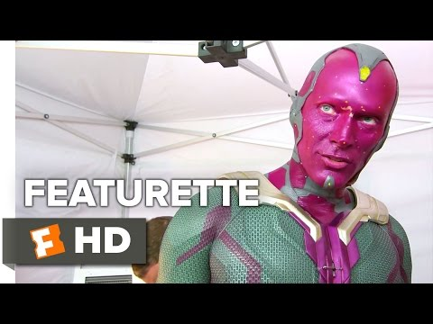 Avengers: Age of Ultron Featurette - Creating Vision (2015) - Paul Bettany, Chris Hemsworth Movie HD