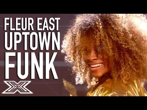 "Fleur East Becomes A SUPERSTAR Performing ""Uptown Funk"" 