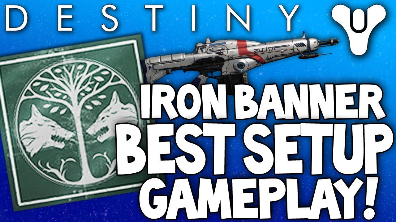 Destiny suros regime iron banner gameplay best class setup