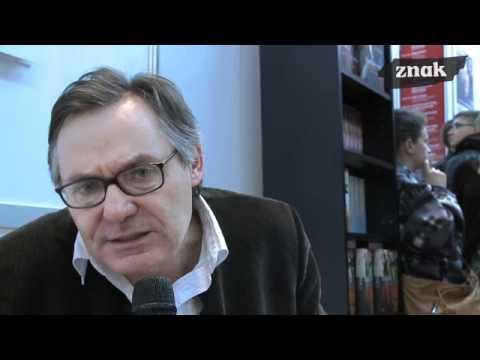Andrzej Maleszka Na Targach Książki W Krakowie