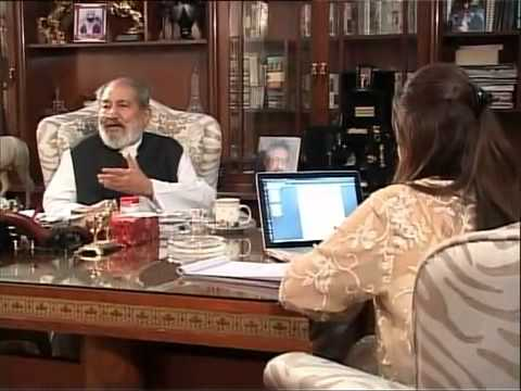 Pir Sahab Pagara Intrvw Political Journal  Part3{
