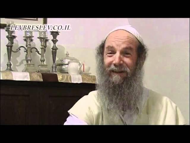הרב ישראל דגן ממנגן ושר מרבי נחמן מברסלב