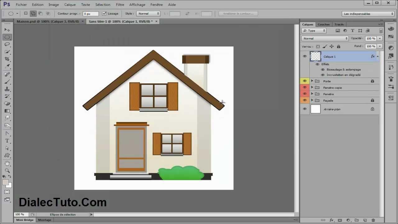 Maison a dessiner des id es novatrices sur la conception for Architecte 3d hd facile tutoriel
