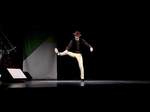 Tóth Soma - feketelaki táncok, XI. Országos Ifjúsági Szólótáncverseny, Eger, 2020.