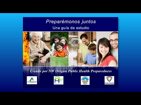 Washington County Preparing Together Guide SPANISH