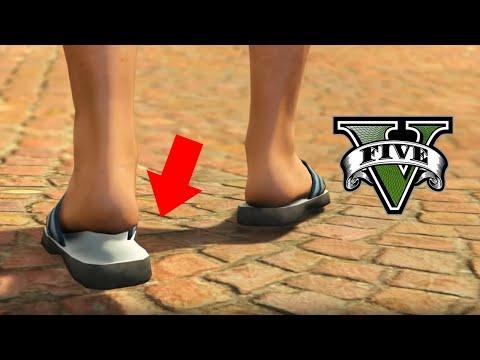 8 pequeños detalles poco conocidos de GTA V