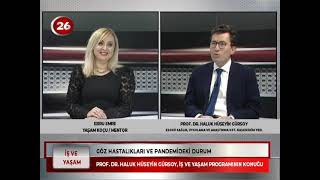 İş ve Yaşam | Prof. Dr. Hüseyin Gürsoy