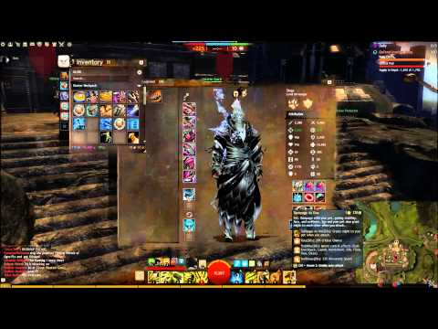 Guild Wars 2: Ultimate WvW Berserker Ranger Build (Long Bow/ Great Sword)