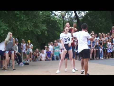 Танцевальный батл -   г.  Владивосток
