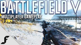 Battlefield 5 Gameplay Grand Operations