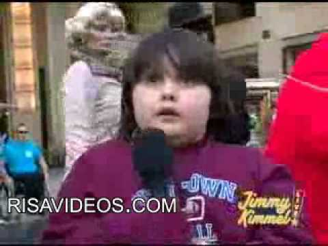 Video humor -Niño nervioso-