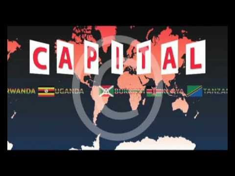 Capital TV, Tanzania - Proposed East Africa News Ident (Proposed) - Version 1.2