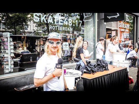 Out of Focus - SKATE48:17 2017 (Gordon, Woody Hoogendijk, Rob Maatman)