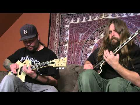 Lamb of God's Mark Morton & Willie Adler Rig demo with the Mesa RA-100 & Mark V