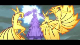 Naruto Vs. Sasuke Final Battle Pt 2 // Juice World - Lucid Dreams//AMV