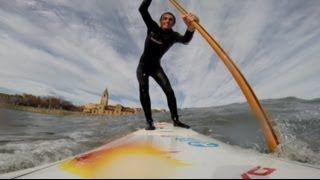 San Pedro (Gijón) - Stand Up Paddle Surf (SUP)