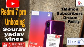 [MARATHI] Xiaomi Redmi Note 7 Pro REVIEW and UNBOXING [CAMERA, GAMING, BENCHMARKS]