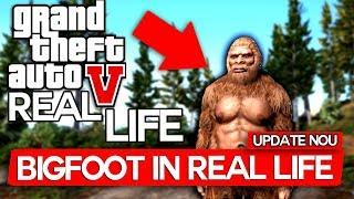 GTA Real Life ! Il GASIM pe BIGFOOT in padure!