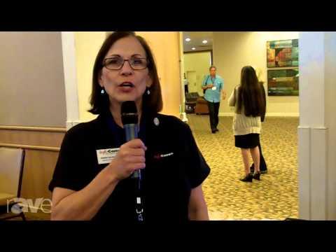 E4 AV Tour: InfoComm's Debbie Sausville Talks CTS Education Programs, CTS Exam Guide