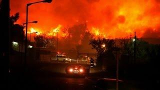 Israel fire more than 100 yahudi dead