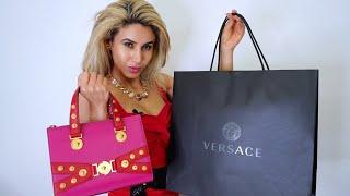 Versace Handbag | The Luxury Designer Shopping Experience